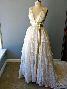 Shareen Vintage Wedding Dress