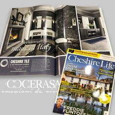 Cheshire Life - Marzo 2018  #press #release #magazine #advertising #newspaper #design #homedecor #homedesign