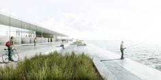 Gallery of Mikolai Adamus' Proposal for a New Aquarium in Gdynia - 5