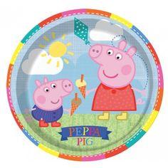 Peppa Wutz Party Tüten Mitgebsel Gastgeschenke Kindergeburtstag Kleinkinder