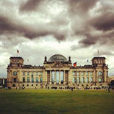 Reichtag building - great place to see across the city. Need to book a slot via the website but is free!
