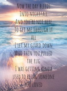 Best Song Lyrics, Song Lyrics Art, Best Songs, Song Lyric Quotes, Music Quotes, Mood Quotes, Life Quotes, Being There For Someone Quotes, Love Yourself Lyrics