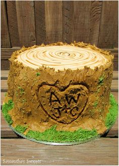 Homespun Sweet: Rustic Country Wedding Cakes