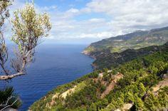 West Coast at Estellencs , Mallorca