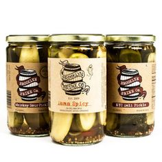 Brooklyn Brine Pickle Collection, $38.99, now featured on Fab.