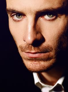 Michael Fassbender (Going from James McAvoy directly to Mr. Fassbender really shows my train of thought...)