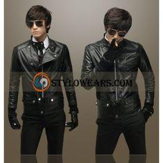 New Men's Slim Fit Jacket