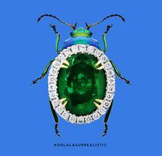 Ohlala Mashup design - surrealism #mashupdesign #surrealism #mixdesign #objetdetourné #melange #fashionadvice #strangerthings #branding #fashionstyle #directionartistique #photomanipulation #jewel #jewellery #artisticdirection #frenchblogger #beetle #diamond #diamant #graphicdesign #inspiration #jewelphotography #frenchtouch #jewelryart #insect #insectphotography #luxury #scarabée #fashionweeks #fashionweek2018 #ohlalasurrealistic