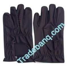 Black Leather Gloves (RR- 2610), from Royal Riders | Buy Black Leather Gloves Products on Tradebanq.com
