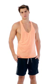 25 Best Men's Hot Looks Tank Tops images in 2016 | Tank tops
