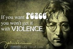 50 Inspirational quotes from John Lennon that will change your life.