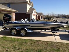 Post your Bass Cat - Page 24 Bass Fishing Boats, Bass Boat, Antique Cars, Kitty, Cats, Life, Trailers, Fishing Boats, Vintage Cars