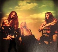 Alice in Chains...Dirt photo shoot