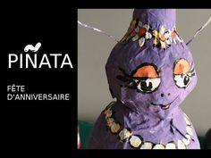 Pinata pour anniversaire