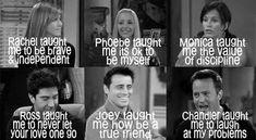 Trendy Ideas for travel quotes love life so true Serie Friends, Friends Cast, Friends Episodes, Friends Moments, Friends Tv Show, Friend Memes, Best Tv Shows, Travel Quotes, Love Life