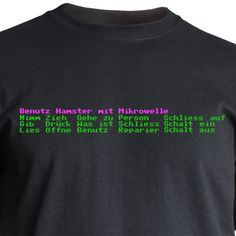 Nukular T-Shirt Motiv  Adventure  für Fans von Maniac Mansion Game Videospiel