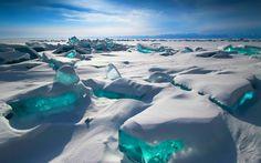 nature, Landscape, Snow, Ice, Winter Wallpaper HD