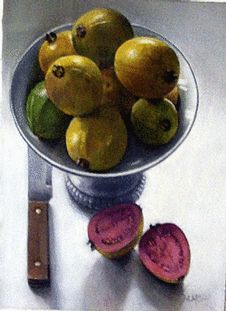 Guavas by Samere Tansley