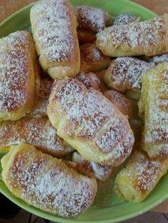 Ha valami elképesztően finomra vágysz, ezt kóstold meg. Hungarian Desserts, Hungarian Cake, Hungarian Recipes, Bread Recipes, Cooking Recipes, Winter Food, Confectionery, Food To Make, Bakery