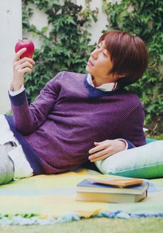 Omedetoo Aiba - kun !!