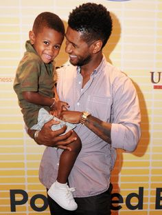 Adorable snaps of celeb dads and their kiddos