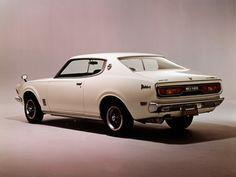 1973–76 Datsun Bluebird U Hardtop 2000 GT (610)