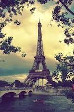 THE EIFFEL TOWER!!!!!!
