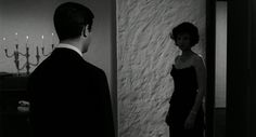 La Notte (1961, Michelangelo Antonioni) / Cinematography by Gianni Di Venanzo