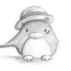 One Piece Penguin by B-Keks on DeviantArt
