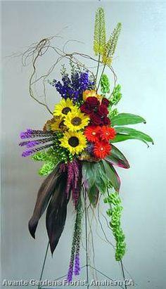 Diseño Floral on Pinterest