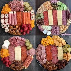 😍 I'm going to put together a board this weekend and thought I would share some ideas with you all. I have a charcuterie bo Party Food Platters, Party Trays, Food Trays, Snacks Für Party, Charcuterie Recipes, Charcuterie Platter, Charcuterie And Cheese Board, Low Carb Appetizers, Appetizer Recipes