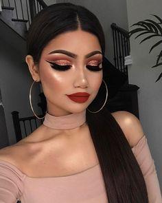 65.7 тыс. отметок «Нравится», 328 комментариев — ALINA (@makeupbyalinna) в Instagram: «Today's look More pics/videos of this look on my Snapchat makeupbyalinnaa Eyes:…»
