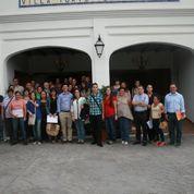 Alumnos del curso Rumor Alpujarra Almeria