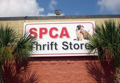 Shop at your local SPCA Thrift Store. Find something fabulous for your DIY or craft projects AND help a good cause.