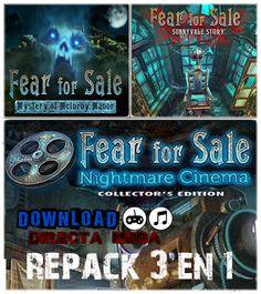 [PC] Fear For Sale PACK en Español