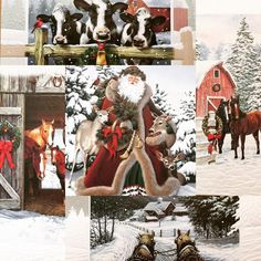 Spread good tidings through snail mail with these beautiful cards from The Museum Store! Depicting rural and traditional scenes, friends and family will surely be delighted to receive any of these cards in their mailbox!⠀ ⠀ #christmas #christmascard #merrychristmas #cowboychristmas #westernchristmas #santa #snailmail #cards #stationery #shopsmall #shoplocal #shopokc #christmastradition #winter #snow #dashingthroughthesnow #cows #horses #wreath #christmaswreath #barn #winterscene #deer…