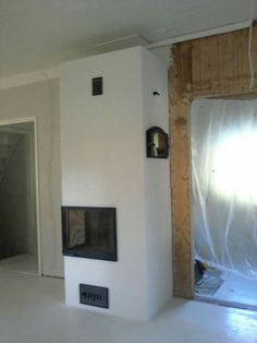 Elisa takka leivinuunilla. Home Decor, Decoration Home, Room Decor, Home Interior Design, Home Decoration, Interior Design