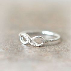 Promise rings are so adorable