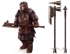 Ori Heavy Regal Armor and Weapon