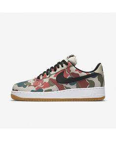 online store af519 980a7 Cheap Nike Air Force 1 Mens 07 Lv8 String White Gum Light Brown Black