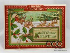 Twas the Night Before Christmas Card - Scrapbook.com