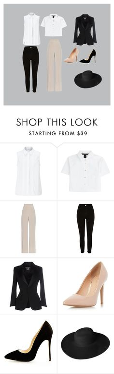 """""""Cause it's my 'business'"""" by zampie on Polyvore featuring John Lewis, Marc by Marc Jacobs, MaxMara, River Island, Dorothy Perkins and Dorfman Pacific"""