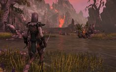 The Elder Scrolls Online - Can't wait to try the beta test. Waiting for it to download....