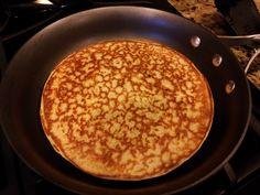 Vanilla Protein Pancake