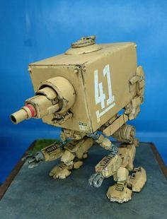 ( *`ω´) ιf you dᎾℕ't lιkє Ꮗhat you sєє❤, plєᎯsє bє kιnd Ꭿℕd just movє ᎯlᎾng. Diy Robot, Arte Robot, Robot Art, Cardboard Sculpture, Cardboard Art, Sci Fi Models, Modelos 3d, Robot Concept Art, Robot Design