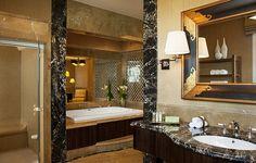 The Westin Dubai Mina Seyahi Beach Resort & Marina—Luxury Suite - Bathroom