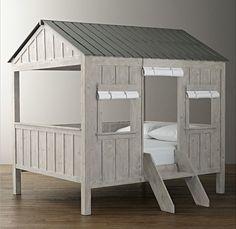 Das Bett Design für Kinder eignet sich zum Schlafen und Spielen