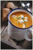 Roasted Tomato & Veggie Soup