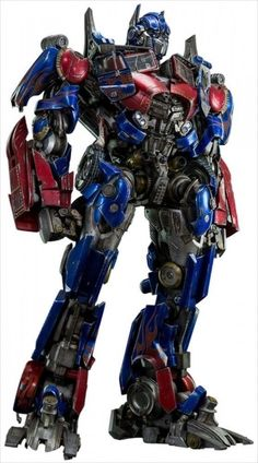 PRE ORDER Transformers Dark of the Moon Optimus Prime THREEA Painted Figure JPN…
