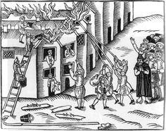 Dinge en Goete (Things and Stuff): Ths Day in History: Sep 2, 1666: Great Fire of London begins